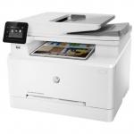 МФУ HP 7KW75A Color LaserJet Pro MFP M283fdw, A4, печать 600x600dpi, сканер 1200x1200dpi, копир 600x600dpi, факс 300x300