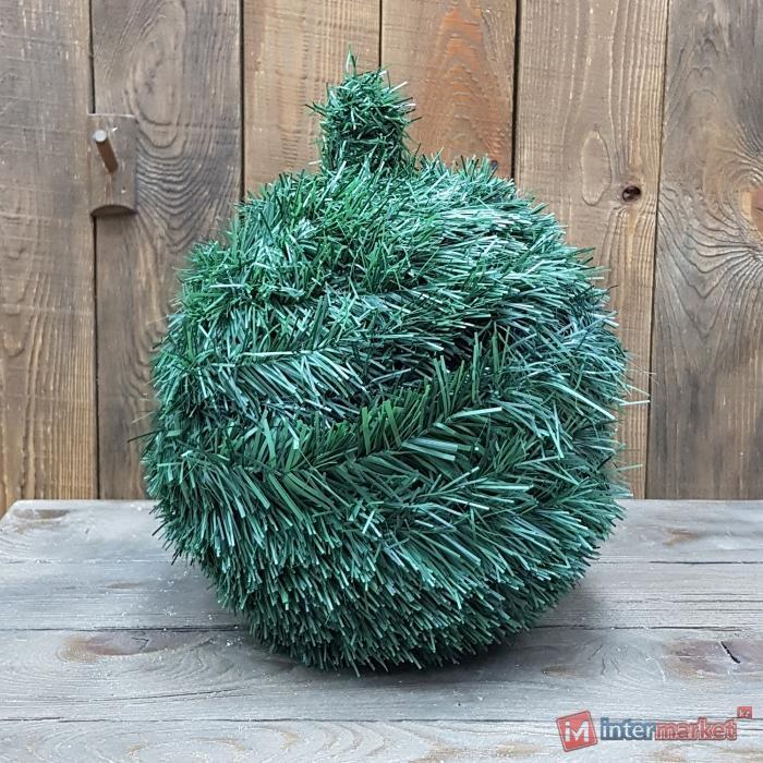 Шар еловый d0,25м зеленый